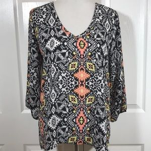 Gorgeous tunic from Francesca's